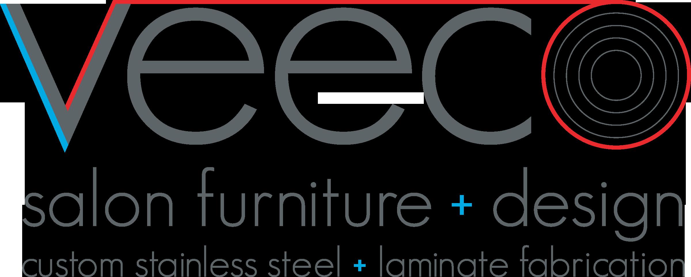 Veeco salon furniture design celebrates their new for Salon furniture design