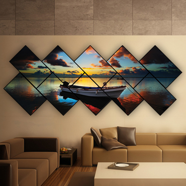 SynClan Unbelievably Profitable Asymmetric Video Wall Software
