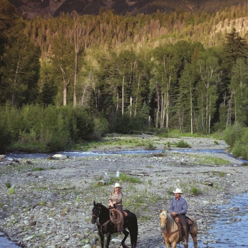 horseback riding near Pagosa Springs