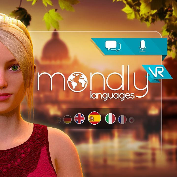 English In Italian: Mondly Launches Virtual Reality For Learning Languages