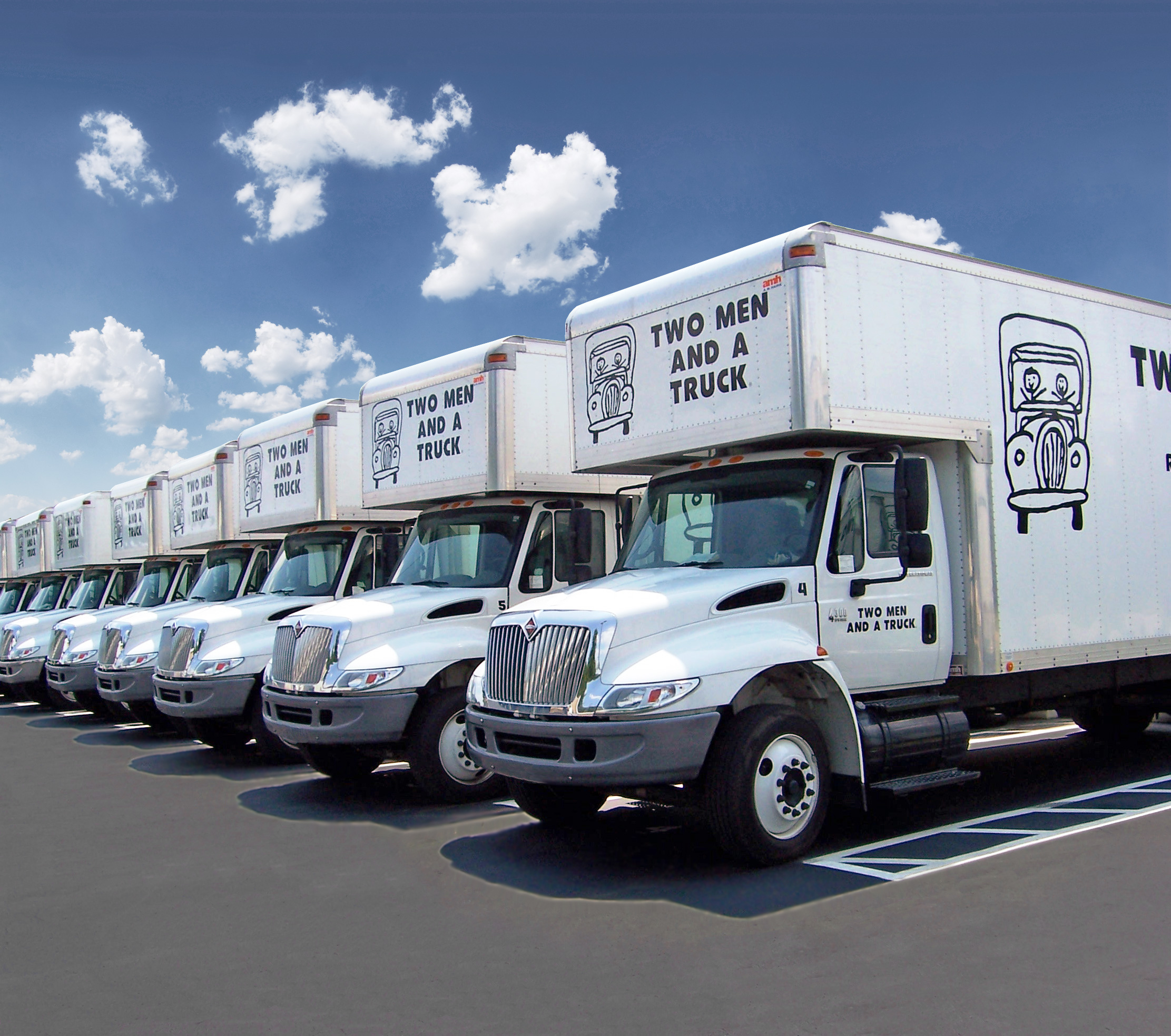 two men and a truck At two men and a truck®  columbus we are proud to serve the  central.