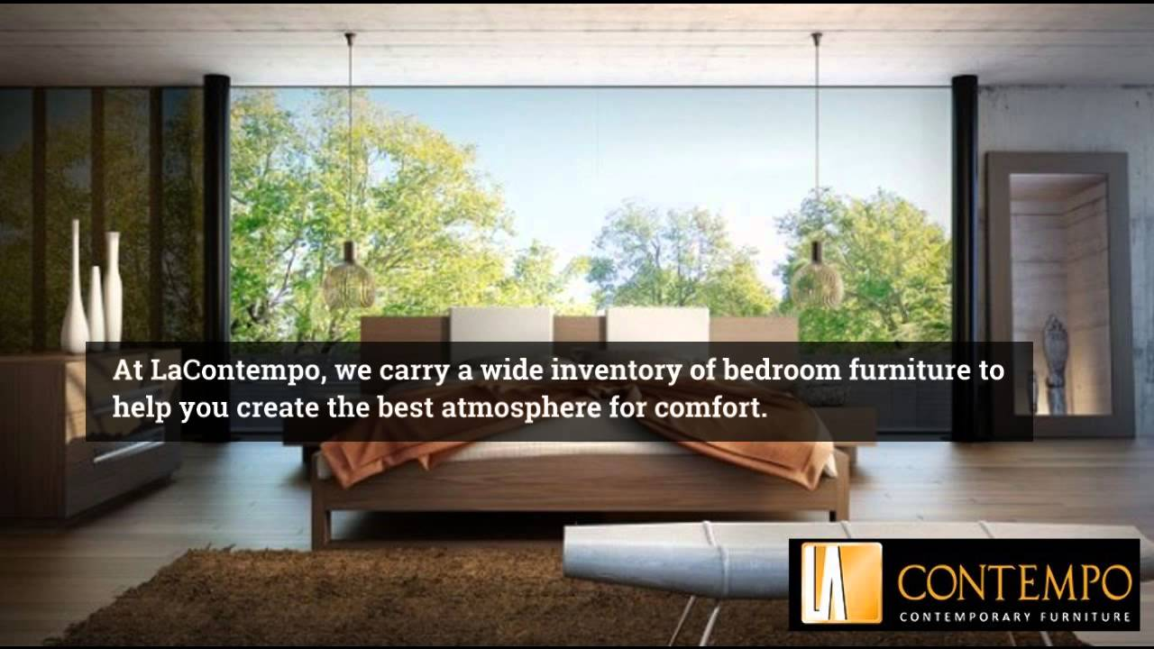 LaContempo Offering an Extensive Selection of European Bedroom ...
