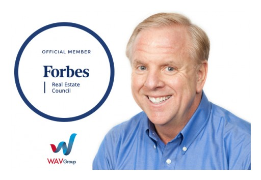 WAV Group's Kevin Hawkins Accepted Into Forbes Real Estate Council