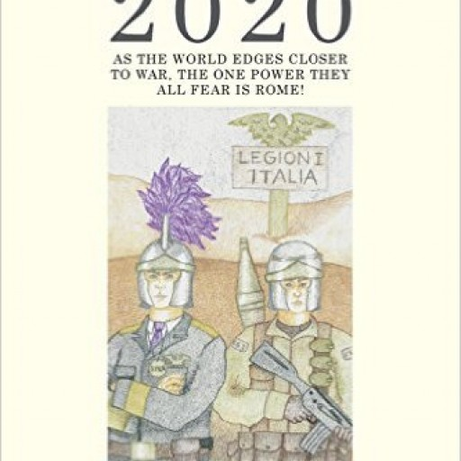 "Hugo Marinucci Has Released His New Book ""Rome 2020"" on Amazon"