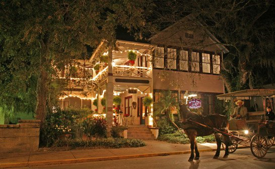 St Augustine Bed And Breakfast Holiday Tour