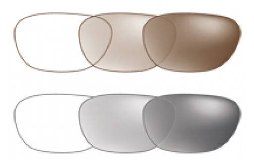 Myeyewear2go Provides an Explanation: Brown vs Gray Transition Lenses