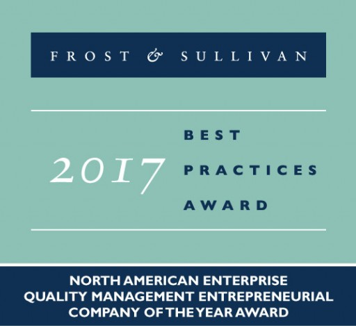 ComplianceQuest Recognized by Frost & Sullivan for Innovation in Advancing Modern Cloud Enterprise Quality Management Solutions
