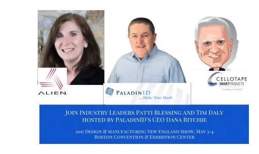 PaladinID Brings RFID Industry Leaders Together at the DMNE Show