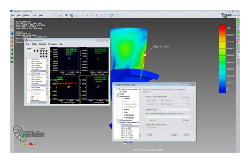 APEX Releases GageMap Version 2017.3 - Mesh-Free FEA Post Analysis Software