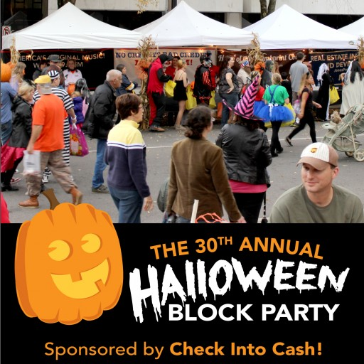 Cleveland Celebrates 30 Years of Halloween Block Party