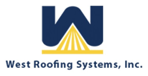 West Roofing Systems, Inc. Wins Coveted 2017 SPFA National Industry Excellence Award