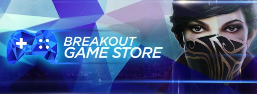 Breakout Game Store Accepting BRK Cryptocurrency