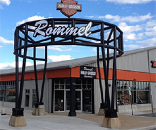 Powersports Listings M&A Manages Sale of Rommel Harley-Davidson of Scranton, Pennsylvania for the Rommel Harley-Davidson Group
