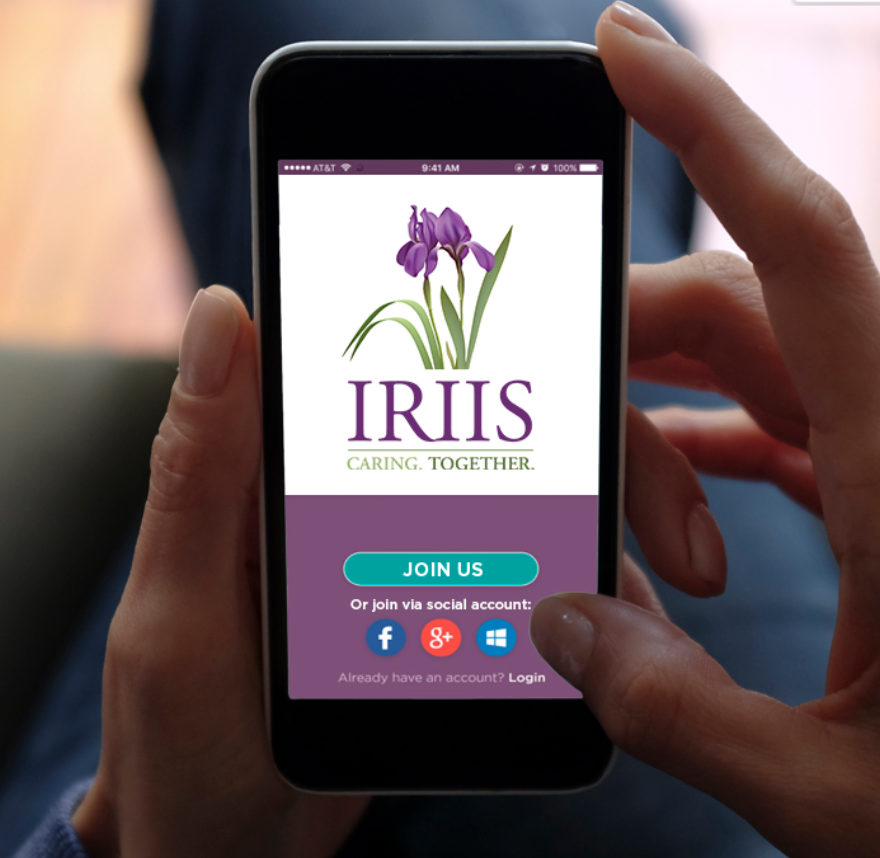 Chicago Map Location%0A MindLight  LLC Has Launched a New Caregiver Web and Mobile App Named Iriis
