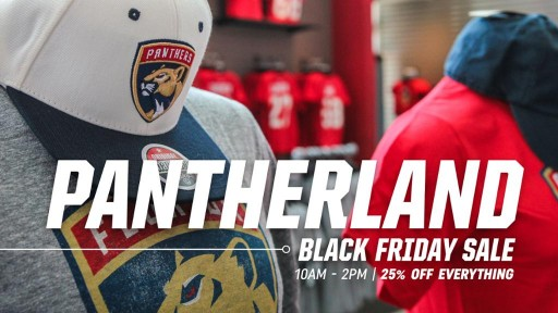 Panthers Announce Thanksgiving Week Events, Offers, Community Drives