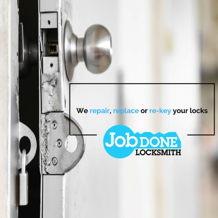 Locked Out? Call Job Done Locksmith, A Denver Locksmith