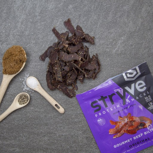 Stryve Foods LLC Becomes Major Player in the Protein Snack Industry With Acquisition of Biltong USA