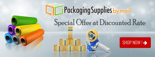 PackagingSuppliesByMail to Drag Attention of Customers to the Special Offers Category on Website