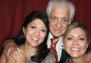 Ana Gonzalez, Dad and Sister