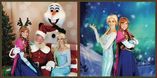 Pretty Awesome Appearances Hosts Brunch With Santa & Friends Nov. 26, Dec. 3 in the Twin Cities
