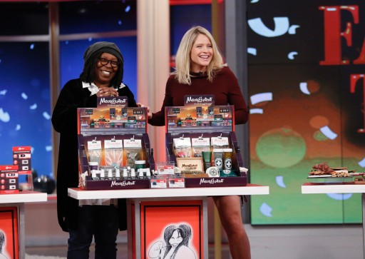 Whoopi Debuts Meowijuana on ABC 'THE VIEW'