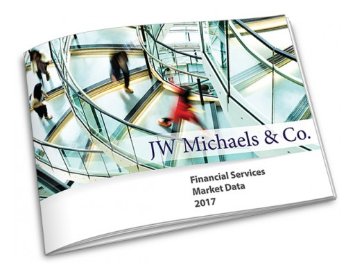 National Executive Search Firm Releases Annual Financial Services Market Data Report Based on Completed 2017 Placements