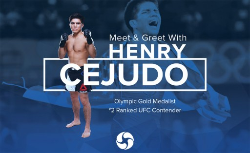 Meet #2 UFC Contender and Olympic Gold Medalist Henry Cejudo