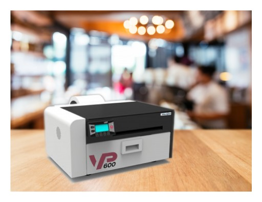 VIPColor Launches Affordable On-Demand Color Label Printers