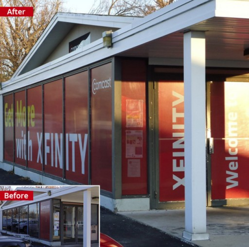 Perforated Window Graphics Are Proven to Be Beneficial for Businesses