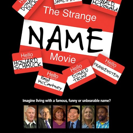What's in a Name? Vision Films Presents THE STRANGE NAME MOVIE Now Available on VOD