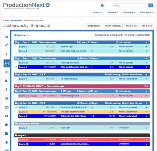 ProductionNext Revolutionizes Film/TV Production With New State-of-the-Art Digital Service