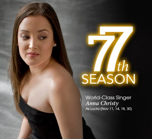 Single Tickets for Florida Grand Opera's 2017-18 Season Now on Sale