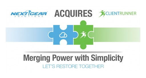 Next Gear Solutions Acquires ClientRunner - Merging Power With Simplicity