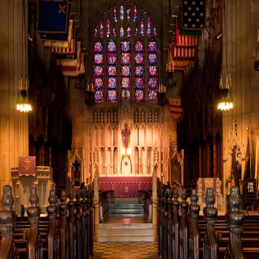 Saving a National Treasure: The Washington Memorial Chapel Restoration Committee Launches Campaign to Restore Washington Memorial Chapel in Valley Forge