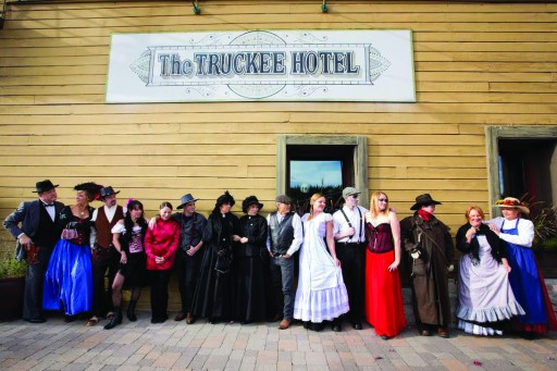 Something Spooky in Truckee