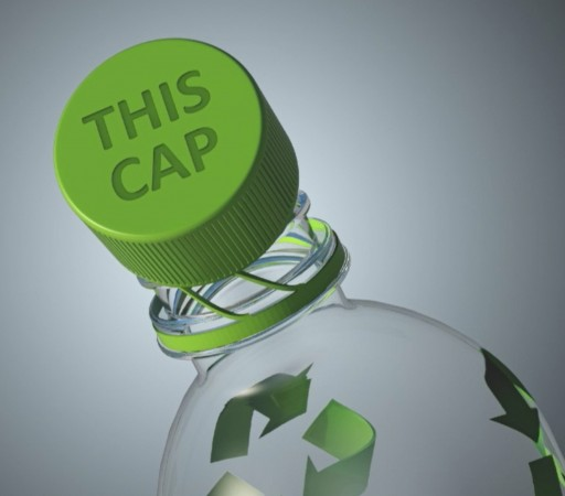ThisCap Inc, Supporting California Assembly Bill AB-319 - The Tethered Cap Bill, Brings to Market a Tethered Bottle Cap Available for Use on All Beverage and Bottle Types