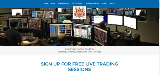 James Viscuglia Has Merged Cambridge Trading Academy With Trading Made Easy
