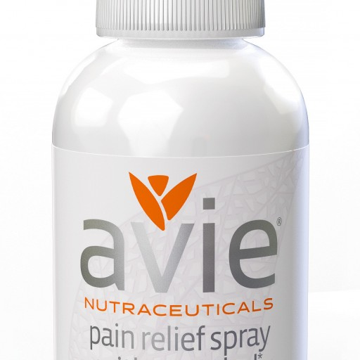 Avie Nutraceuticals Introduces the Natural Products Industry's First Non-Staining Curcumin and Menthol Pain Relief Spray