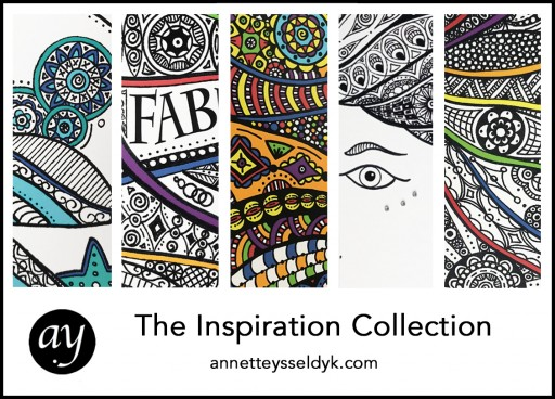 Annette Ysseldyk Spreads Positivity With the Inspiration Collection