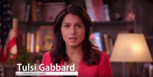 Tulsi Gabbard Video Argues That DNC Rigged Presidential Primary and Damaged the Party