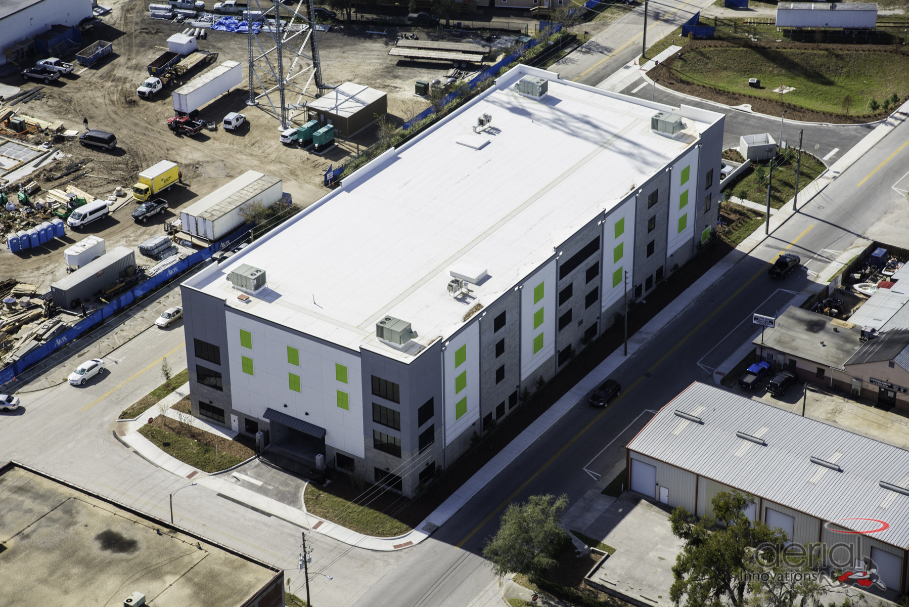 New Extra Space Storage Opens in Downtown St Petersburg