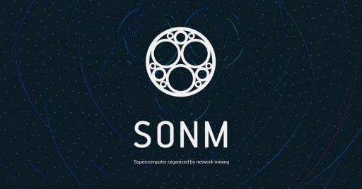 Mountain View Capital Announces Investment in Blockchain Company SONM (Ticker: SNM)