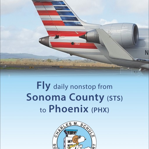 Charles M. Schulz - Sonoma County Airport (STS) Offers Second Daily American Airlines Flight to Phoenix, AZ