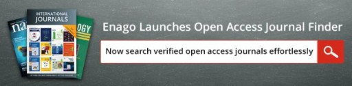 Enago Launches Open Access Journal Finder (OAJF) - Improving Accessibility of Authentic Open Access Journals