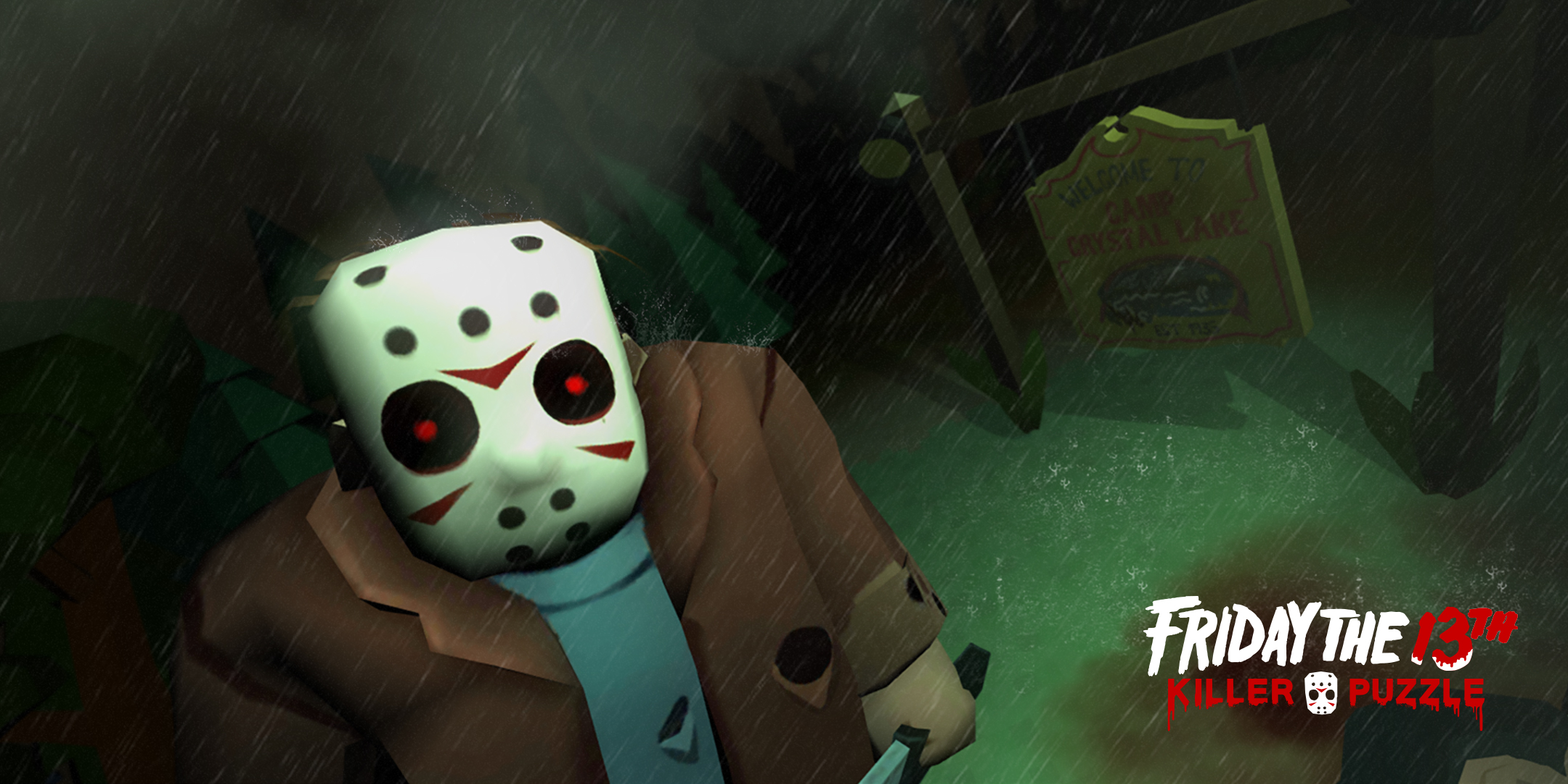 Friday the 13th: Killer Puzzle Launches on iOS, Android, and