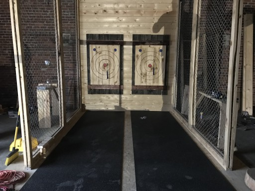 Craft Axe Throwing Brings New Entertainment Experience to South Carolina With Help of Greatmats
