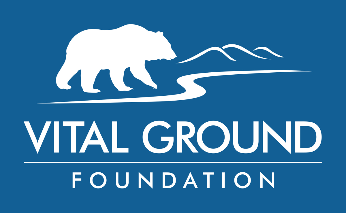 Vital Ground Connecting Landscapes Logo