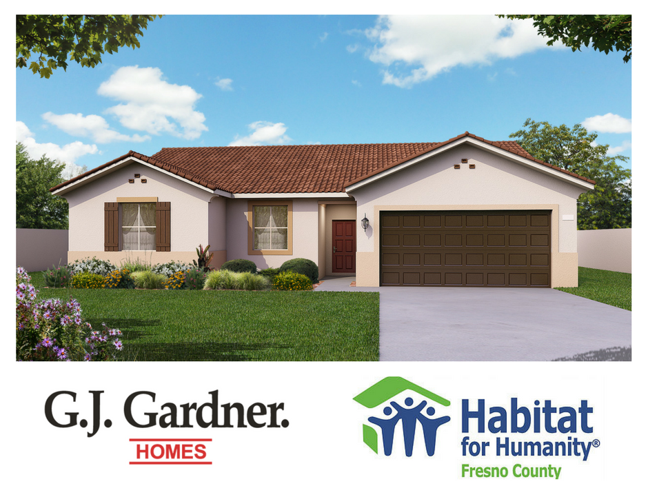 New Home Ground Breaking for Habitat for Humanity & G.J ...