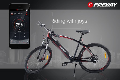 Freway Launching Indiegogo Campaign for Latest eBike Product Soon