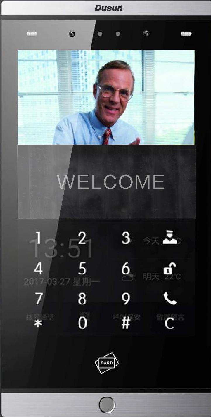 Facial recognition access control